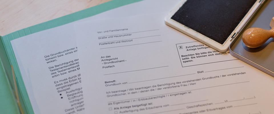 Amtsgericht Bünde: Formulare